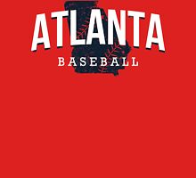 Atlanta Pride - Baseball Unisex T-Shirt