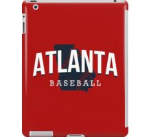 Atlanta Pride - Baseball iPad Case/Skin