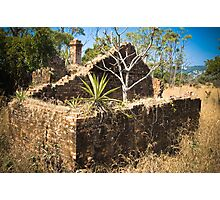 District Commissioner's House, Fort Mangochi, Malawi Photographic Print