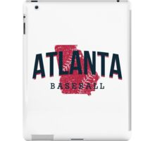 Atlanta Pride - Baseball 3 iPad Case/Skin