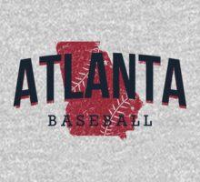 Atlanta Pride - Baseball 3 by JayJaxon