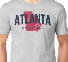 Atlanta Pride - Baseball 3 Unisex T-Shirt