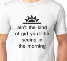 The Weeknd - The Morning Unisex T-Shirt