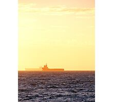 Ships Photographic Print