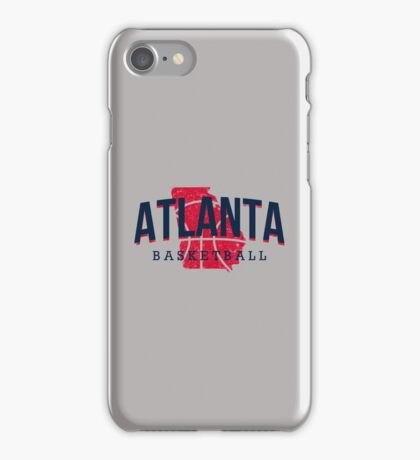 Atlanta Pride - Basketball iPhone Case/Skin