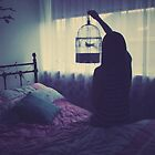 birdcage by Katherine Mitchell