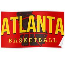 Atlanta Pride - Basketball 2 Poster