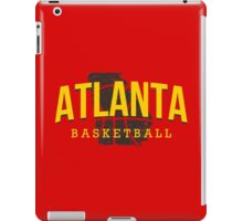 Atlanta Pride - Basketball 2 iPad Case/Skin