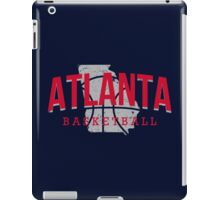 Atlanta Pride - Basketball 3 iPad Case/Skin
