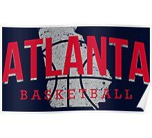 Atlanta Pride - Basketball 3 Poster