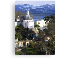 More of Portmeirion Canvas Print