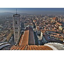 Florence Cathedral - Cathedral Square Photographic Print