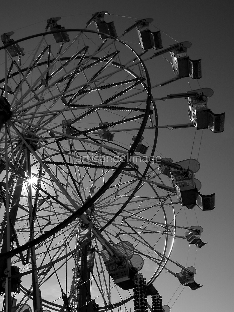 Spin Of The Fair by artisandelimage