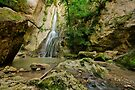 Barbennaz waterfall, another view by Patrick Morand