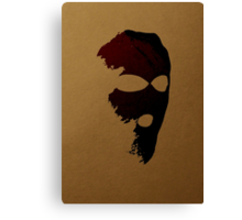 Criminal Concept | Five Canvas Print