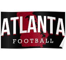 Atlanta Pride - Football 2 Poster