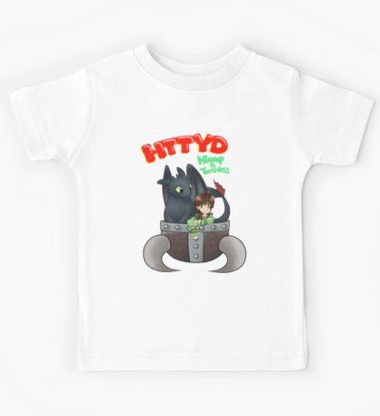How to Train Your Dragon Kids Tee