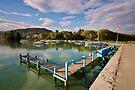 A walk along Annecy lake by Patrick Morand