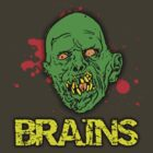 BRAINS! by Steve Harvey