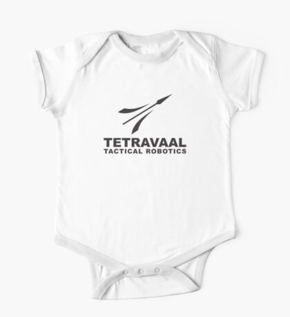 Tetravaal Robotics One Piece - Short Sleeve