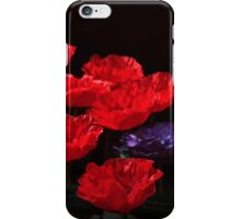 """""""Australians Young & Old, Remembering Our Fallen Heroes"""" iPhone Case/Skin"""