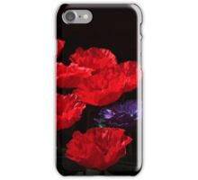 """Australians Young & Old, Remembering Our Fallen Heroes"" iPhone Case/Skin"