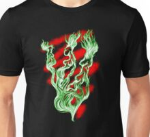 Sirens in Smoke Unisex T-Shirt