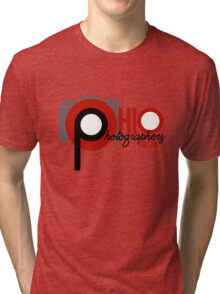 Ohio Photographers Group Logo Tri-blend T-Shirt