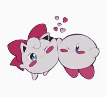 Jigglypuff x Kirby by shinichick39