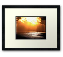 Nobody Loves Me Framed Print