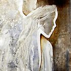 EN1018 Angel Painting by ReneaL