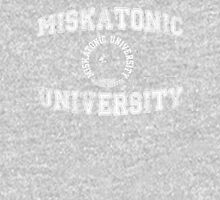 Miskatonic University (white version) Unisex T-Shirt