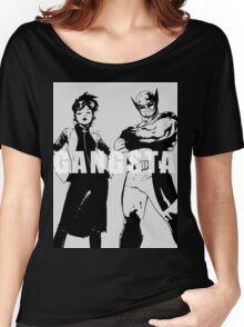 GANGSTA X-MEN (JUBILEE & WOLVERINE) Threshold  Women's Relaxed Fit T-Shirt