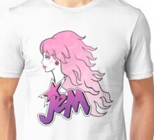 Jem Glamour Unisex T-Shirt