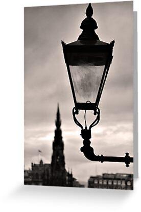Lighting Up Edinburgh by Andrew Ness - www.nessphotography.com