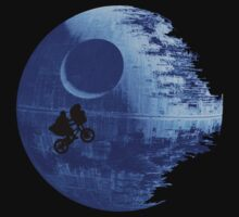 "Death Star E.T ""dETh Star"" by MajorDutch"