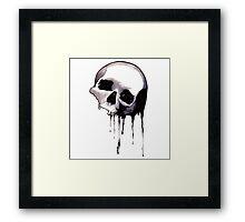 Bones VIII Framed Print