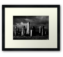 The Mystics #2 Framed Print