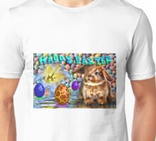 Happy Easter 2015 Unisex T-Shirt