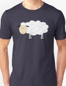 Sheep Character Unisex T-Shirt