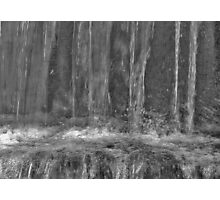 Splashing Photographic Print