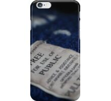 Soft Tardis iPhone Case/Skin