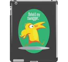 Behold My Swagger iPad Case/Skin