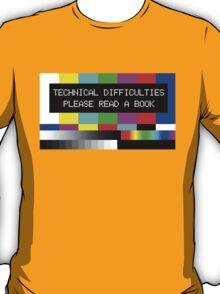 Please read a book T-Shirt