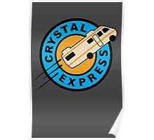 Crystal Express Poster