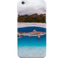 Reef shark iPhone Case/Skin