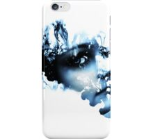 Face in Ink Photoshop iPhone Case/Skin