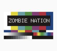 Zombie Nation - TV by baygonwarrior