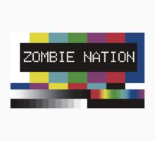Zombie Nation - TV by baygonwarrior