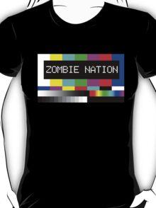 Zombie Nation - TV T-Shirt